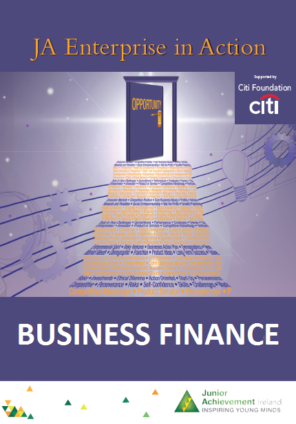 EIA Business Finance